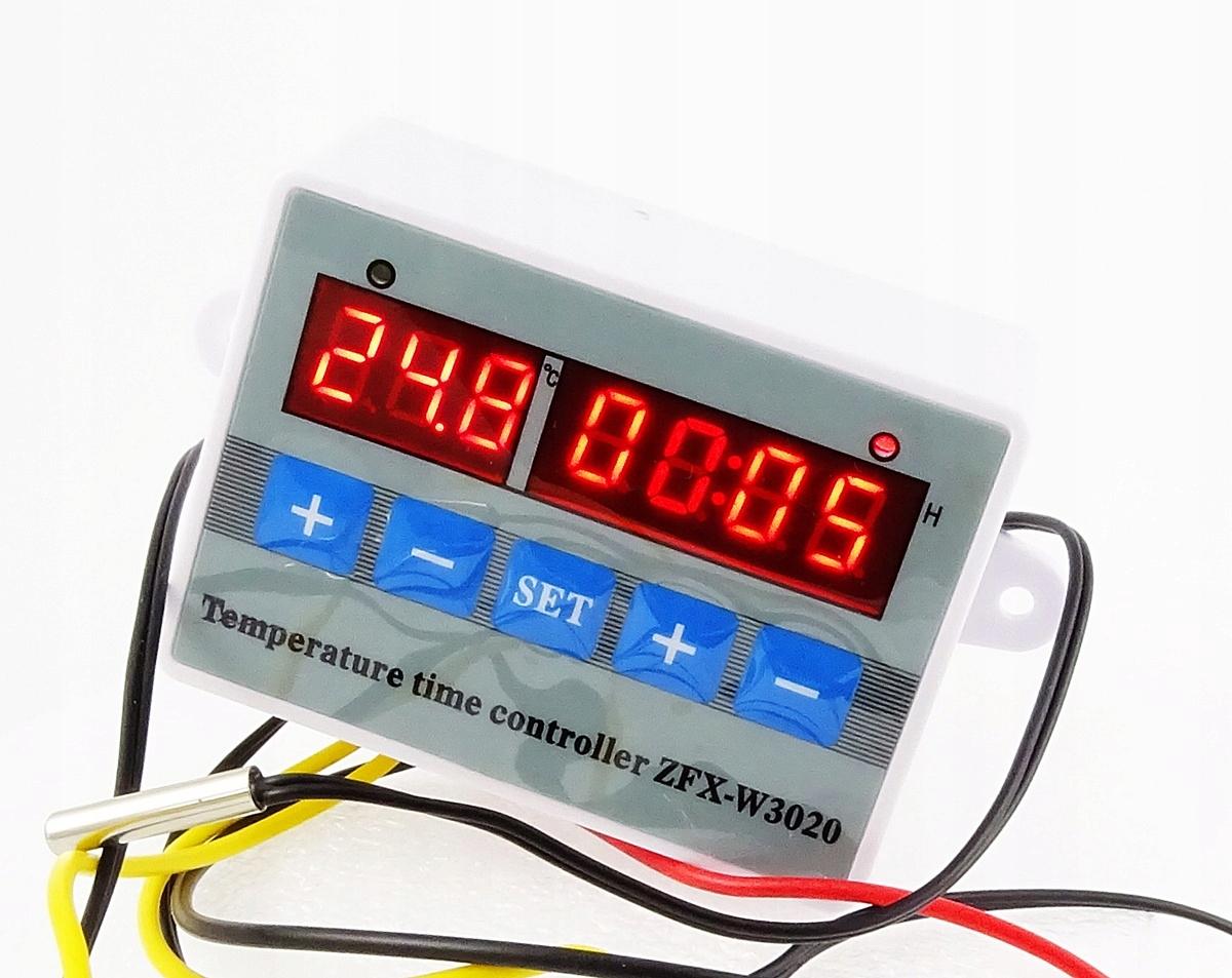 Как выбрать и установить термодатчик для коптильни