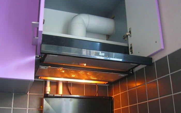 Вытяжная вентиляция: принцип работы, места установки (монтажа)