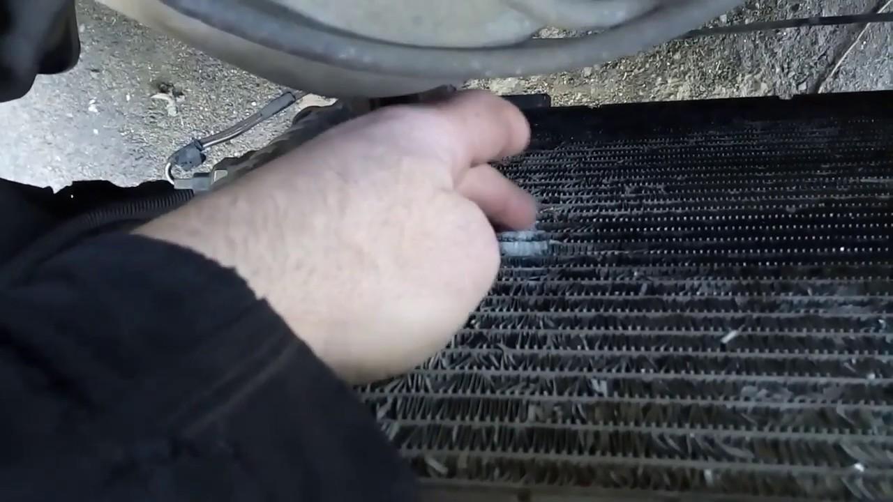 Ремонт алюминиевого радиатора своими руками в автомобиле