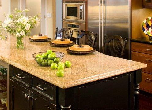 Как выбрать кухонную столешницу — шесть советов от экспертов с фото и комментариями