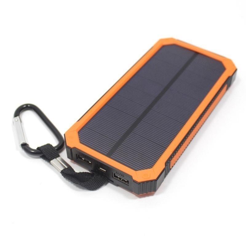 Повер банк с солнечной батареей - честный взгляд
