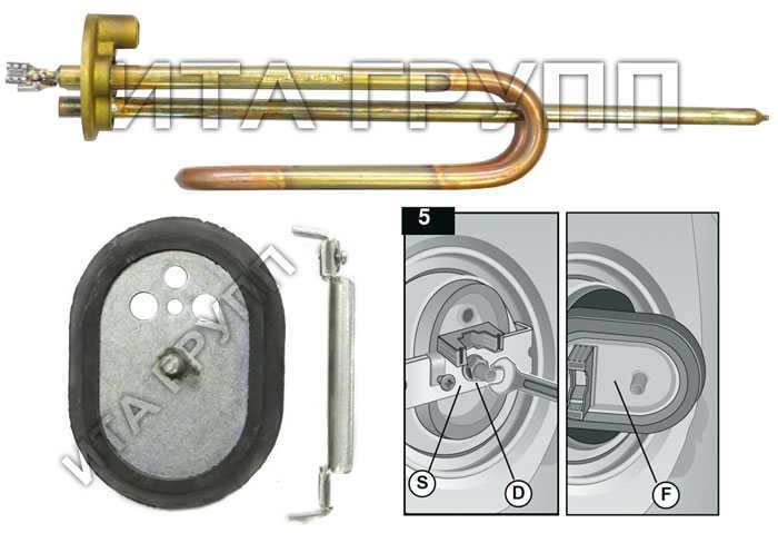 Замена тэна в водонагревателе термекс: особенности разборки агрегата и проверки на неисправности