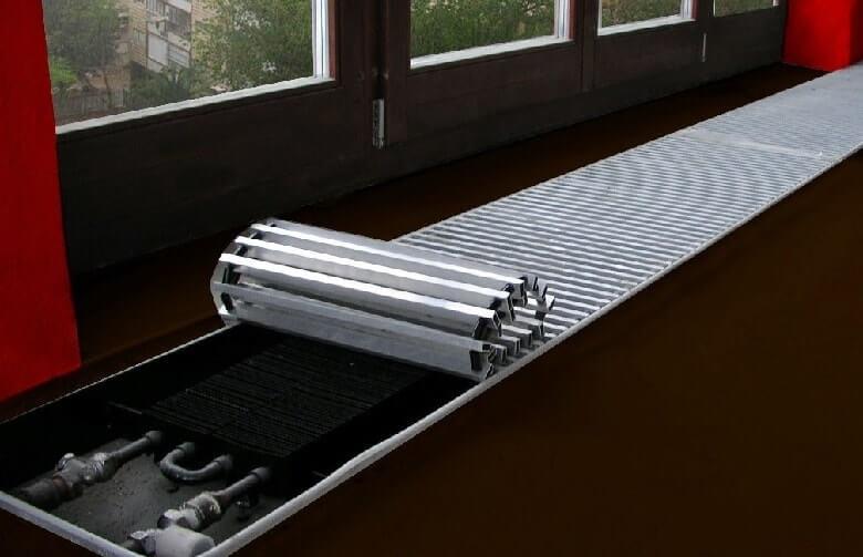 Внутрипольные конвекторы монтаж - все о канализации
