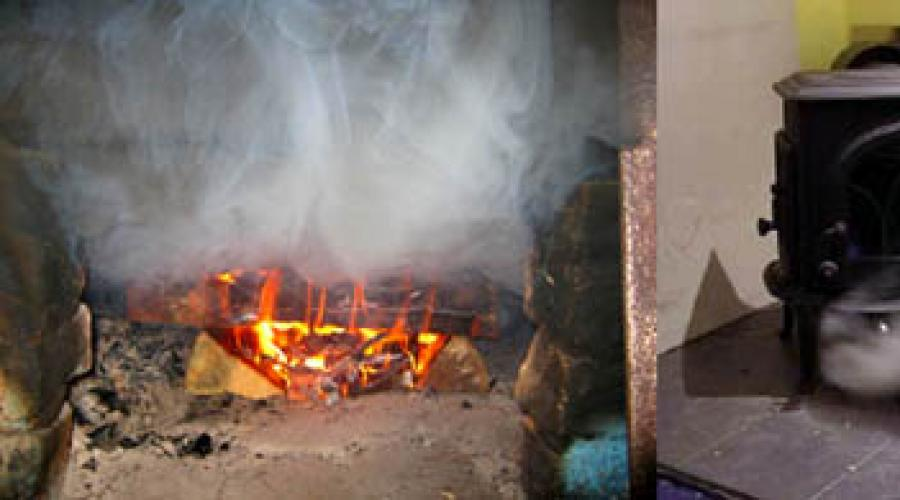 Обратная тяга в дымоходе что делать, почему возникает и идет - как устранить причину