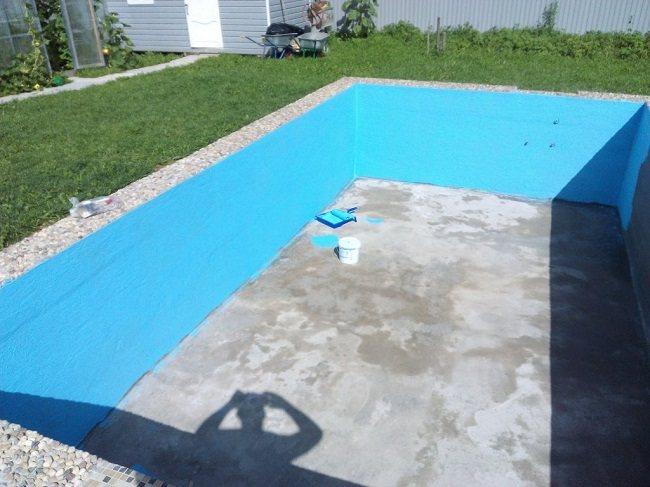 Изготовление и установка бассейнов из полипропилена