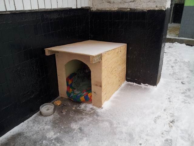 Как утеплить будку собаке на зиму своими руками как утеплить будку собаке на зиму своими руками