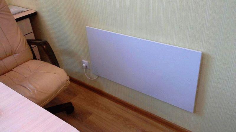 Кварцевые настенные энергосберегающие обогреватели для дома