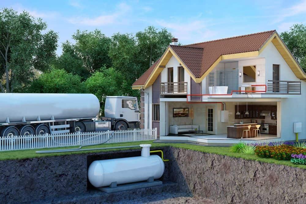 Автономная газификация частного дома под ключ. полный обзор - жми!