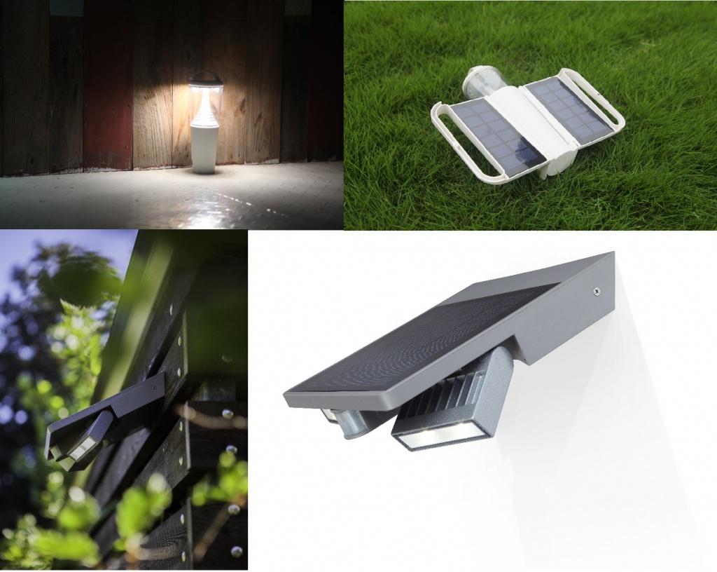 Уличное освещение на солнечных батареях | технологии 21 века умный дом