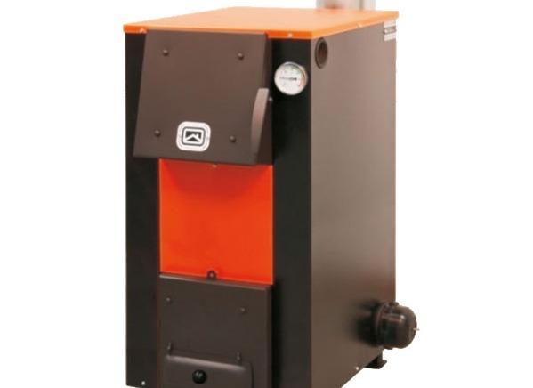 Комбинированные котлы отопления на дровах и газе