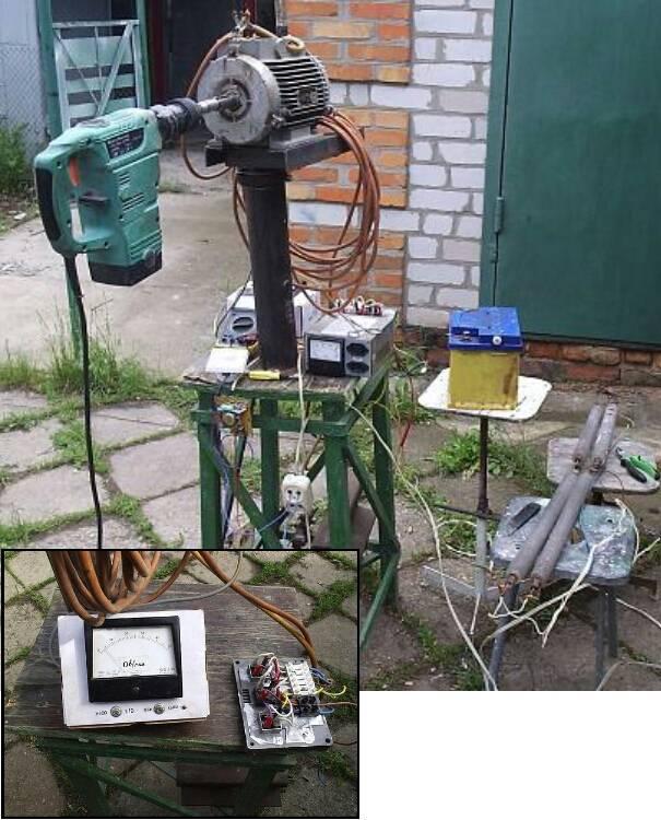 Ветрогенератор из автомобильного агрегата делаем сами