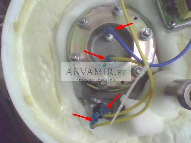 Замена тэна в водонагревателях разных фирм: как снять, заменить и прозвонить тэн своими руками
