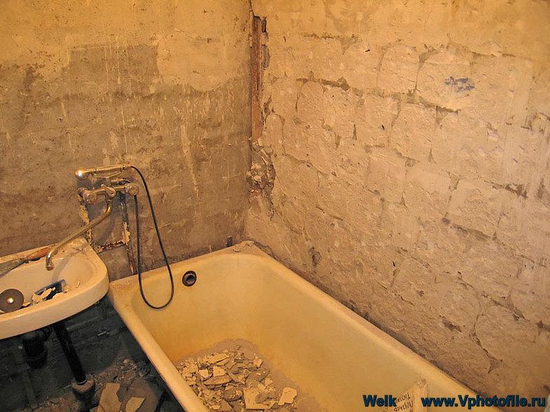 7 советов по косметическому ремонту ванной комнаты и туалета