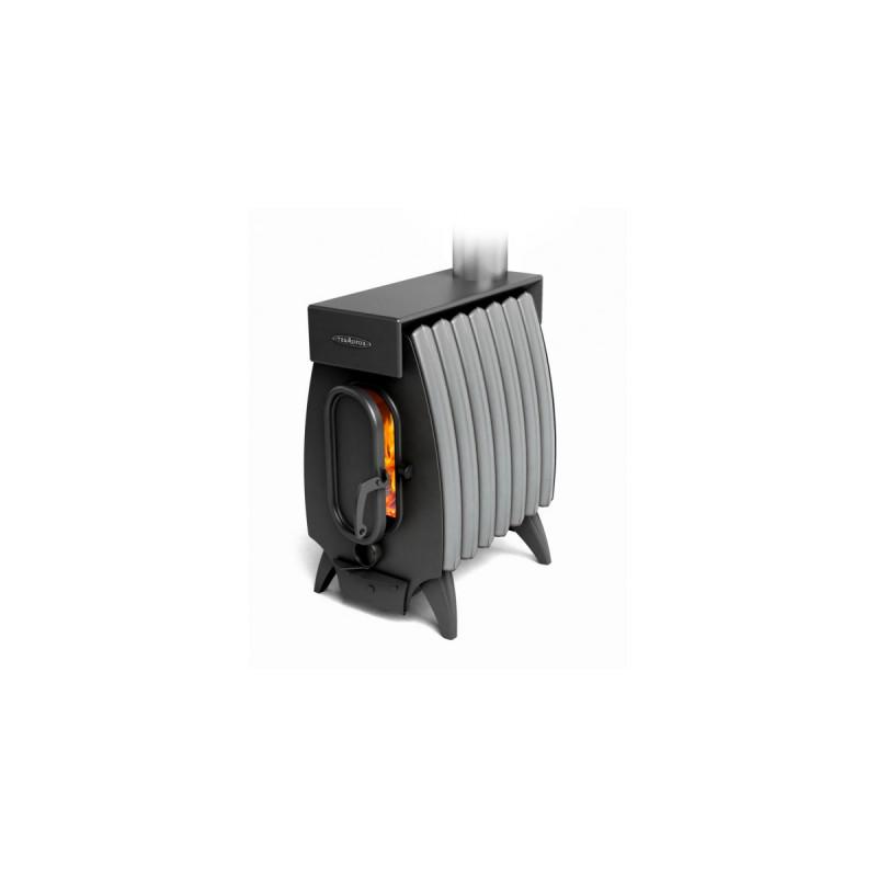 Как правильно топить печь огонь батарея?