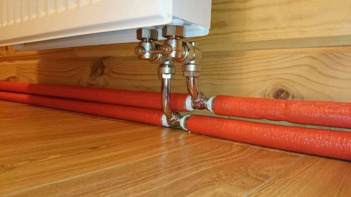 Виды пластиковых труб для отопления и их характеристики