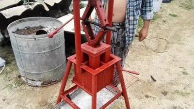 Технология изготовления топливных брикет