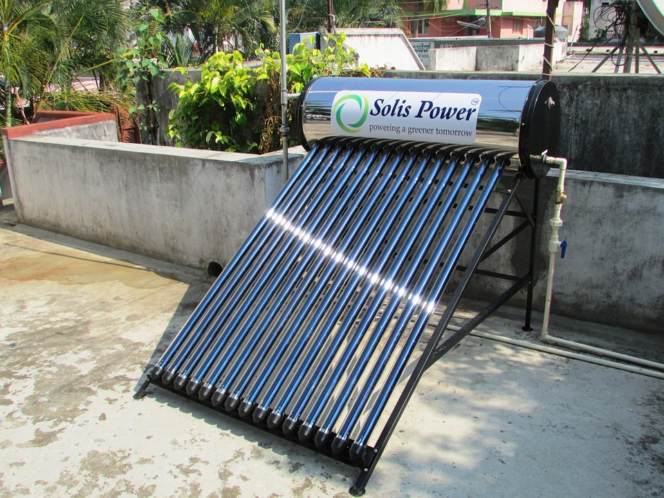 Преимущества обогревателя на солнечных батареях