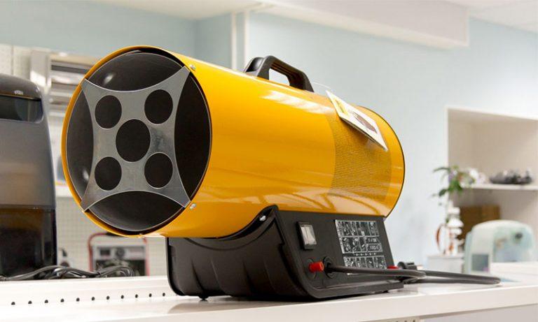 Прибор на все случаи жизни— тепловая газовая пушка