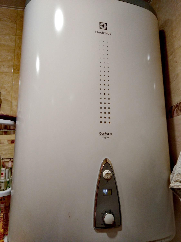 Модели водонагревателей electrolux на 50 литров: сравнение и характеристики