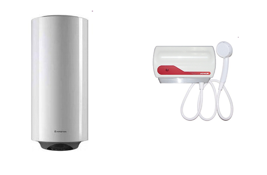 Какой водонагреватель выбрать: проточный, бойлер, накопительный | инженер подскажет как сделать