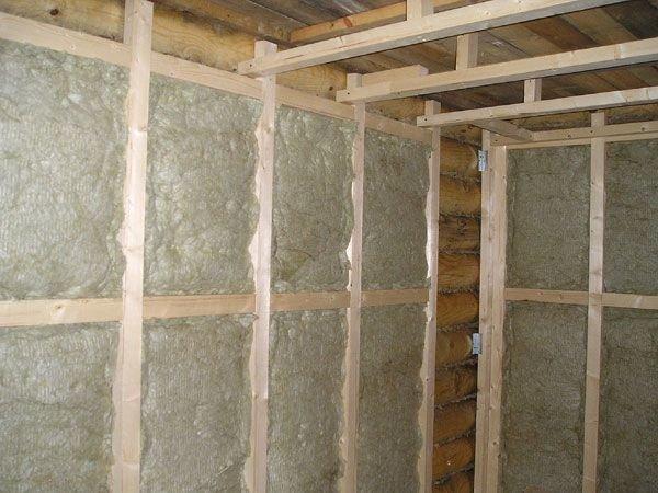 Стоит ли утеплять деревянный дом изнутри? | плюсы и минусы