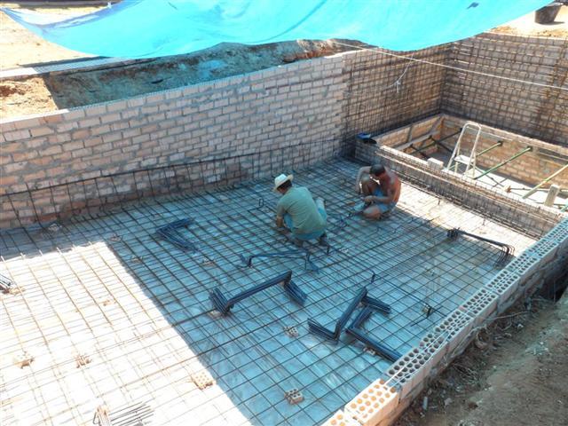 Бассейн без котлована: установка и монтаж глубоких бассейнов для дачи без котлована из полипропилена, секреты распродаж