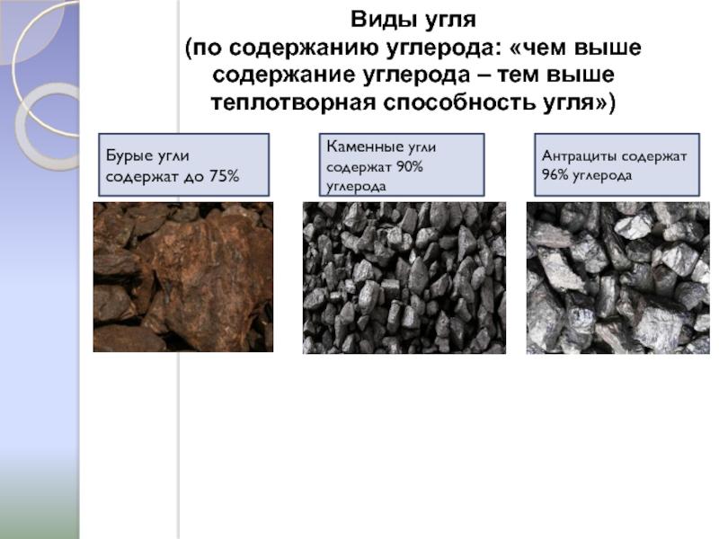 Бурый уголь температура горения. о сжигании угля в печах. формула горения угля: два типа топлива