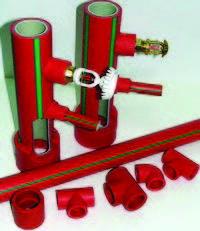 Полипропиленовая труба для пожарного водопровода - особенности применения