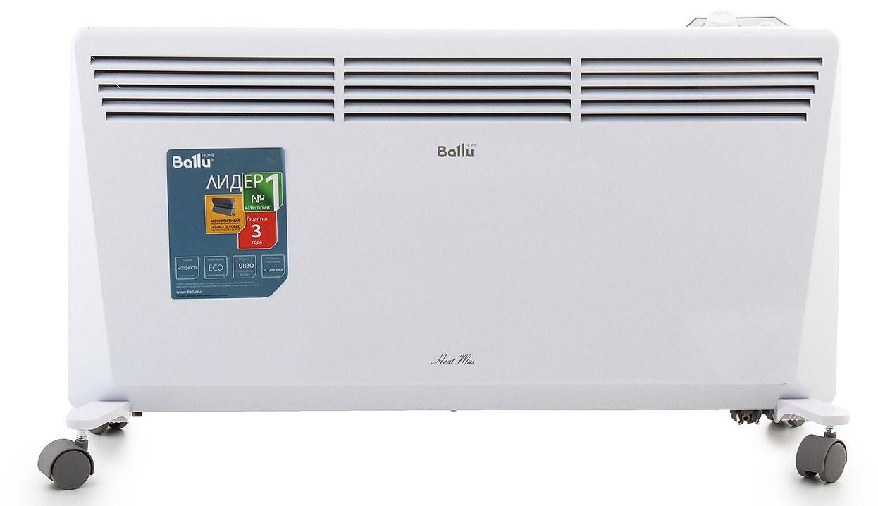 Электрические конвекторы ballu – особенности, отзывы владельцев