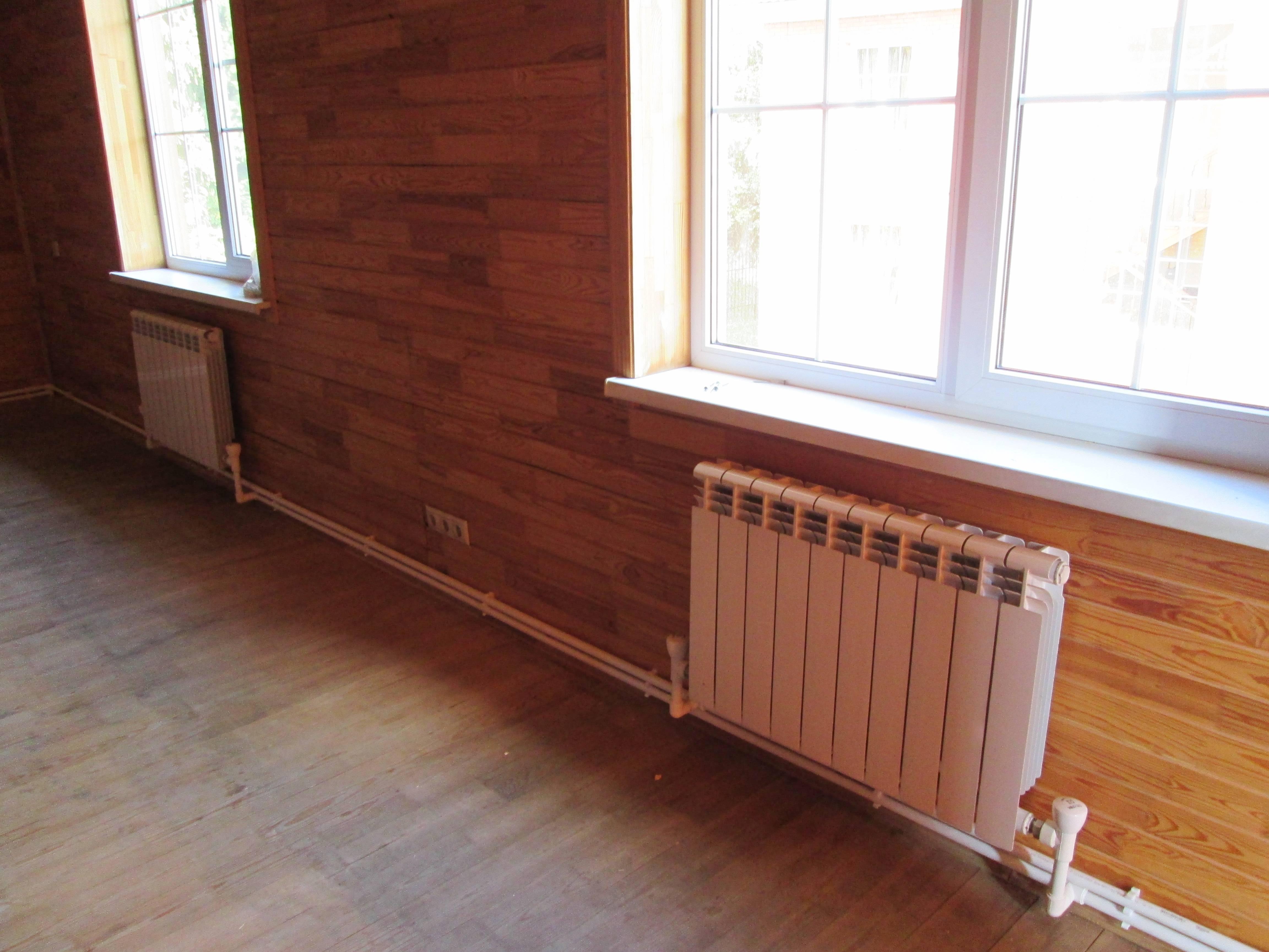 Радиаторы отопления для частного дома: какие лучше выбрать