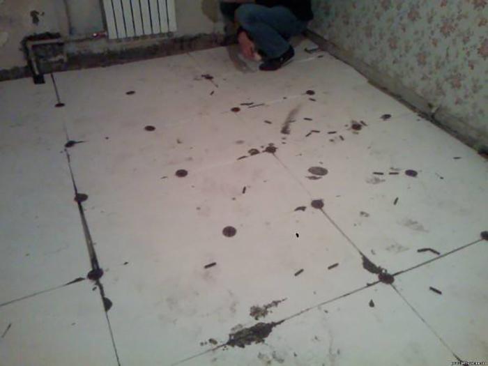 Как утеплить бетонный пол на первом этаже: этапы работ   тепломонстр