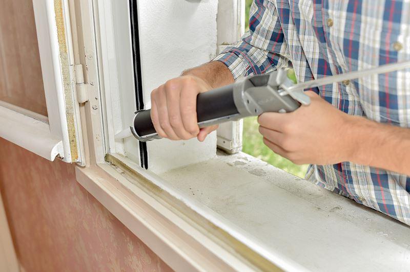Шведская технология утепления деревянных окон