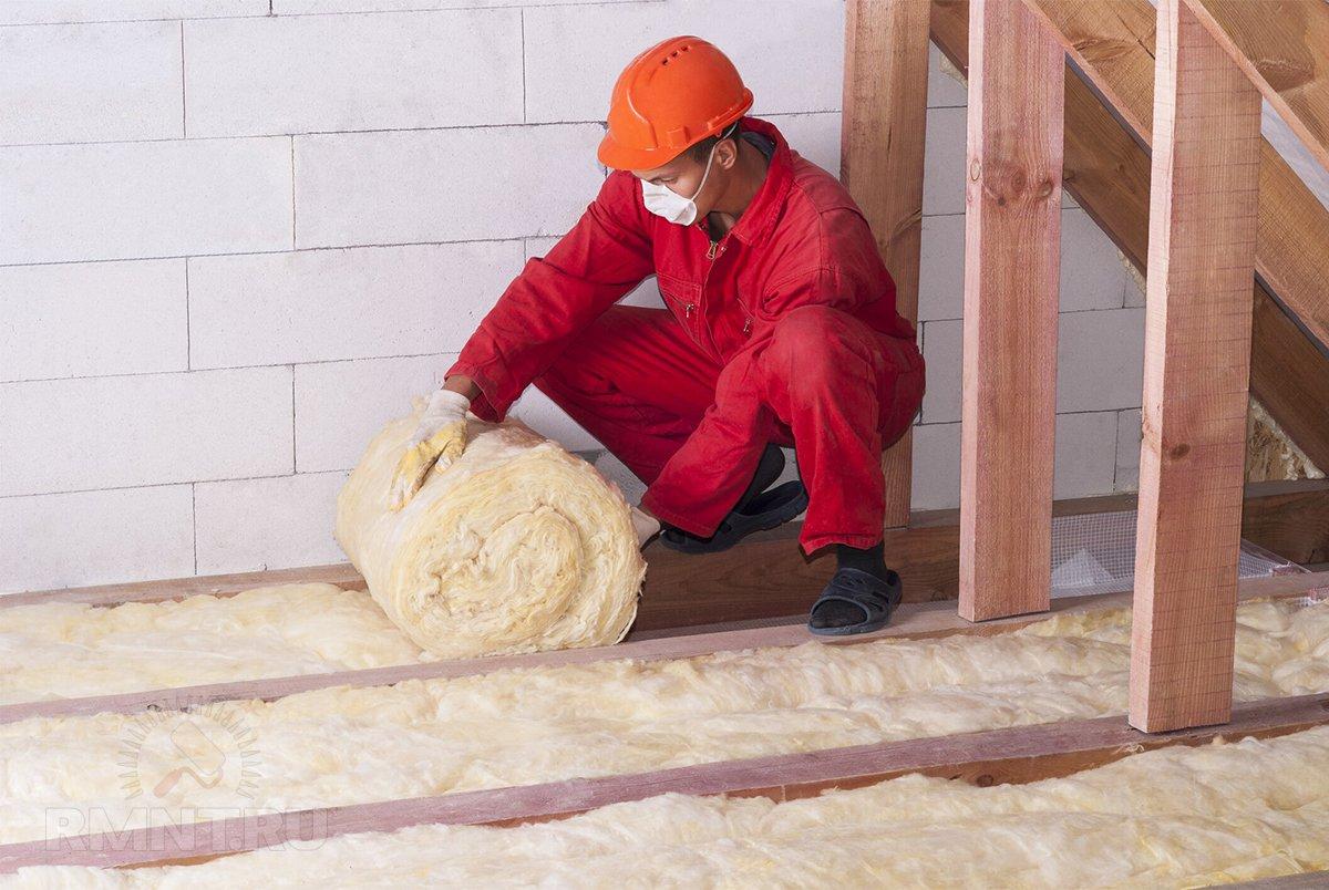 Чем утеплить потолок, как это сделать своими руками? подробное объяснение