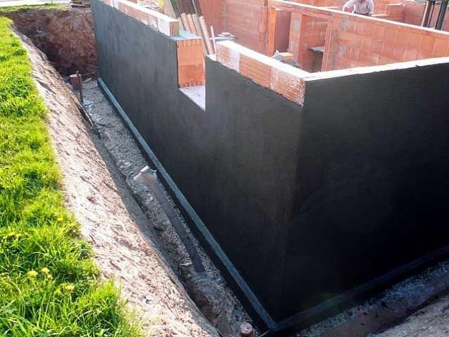 Гидроизоляция погреба\подвала от грунтовых вод: как сделать, материалы, работы.