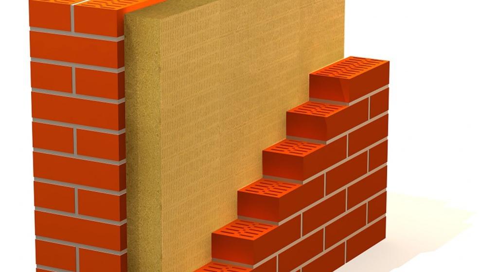 Технология утепления кирпичных стен изнутри с помощью минваты и пенопласта