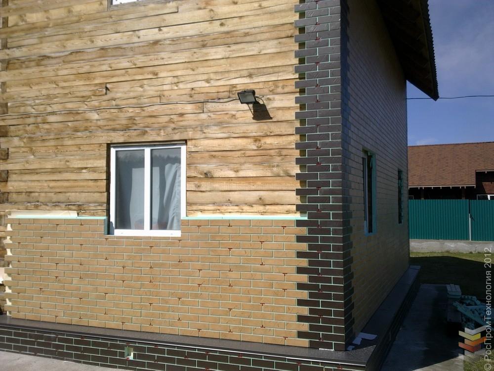 Чем обшить дом снаружи: материалы технологии + фото - видео