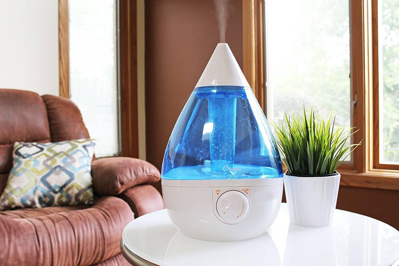 6 способов увлажнить воздух в домашних условиях без увлажнителя