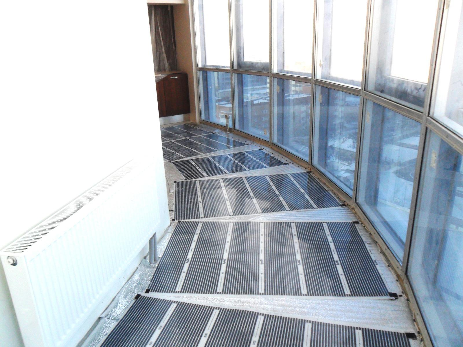Водяной теплый пол на балконе своими руками: монтаж и укладка