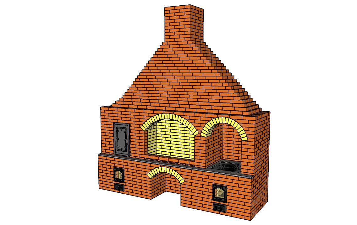 Мангал коптильня (52 фото): уличные варианты с барбекю своими руками, конструкции «три в одном» из металла, домашние грили и печи