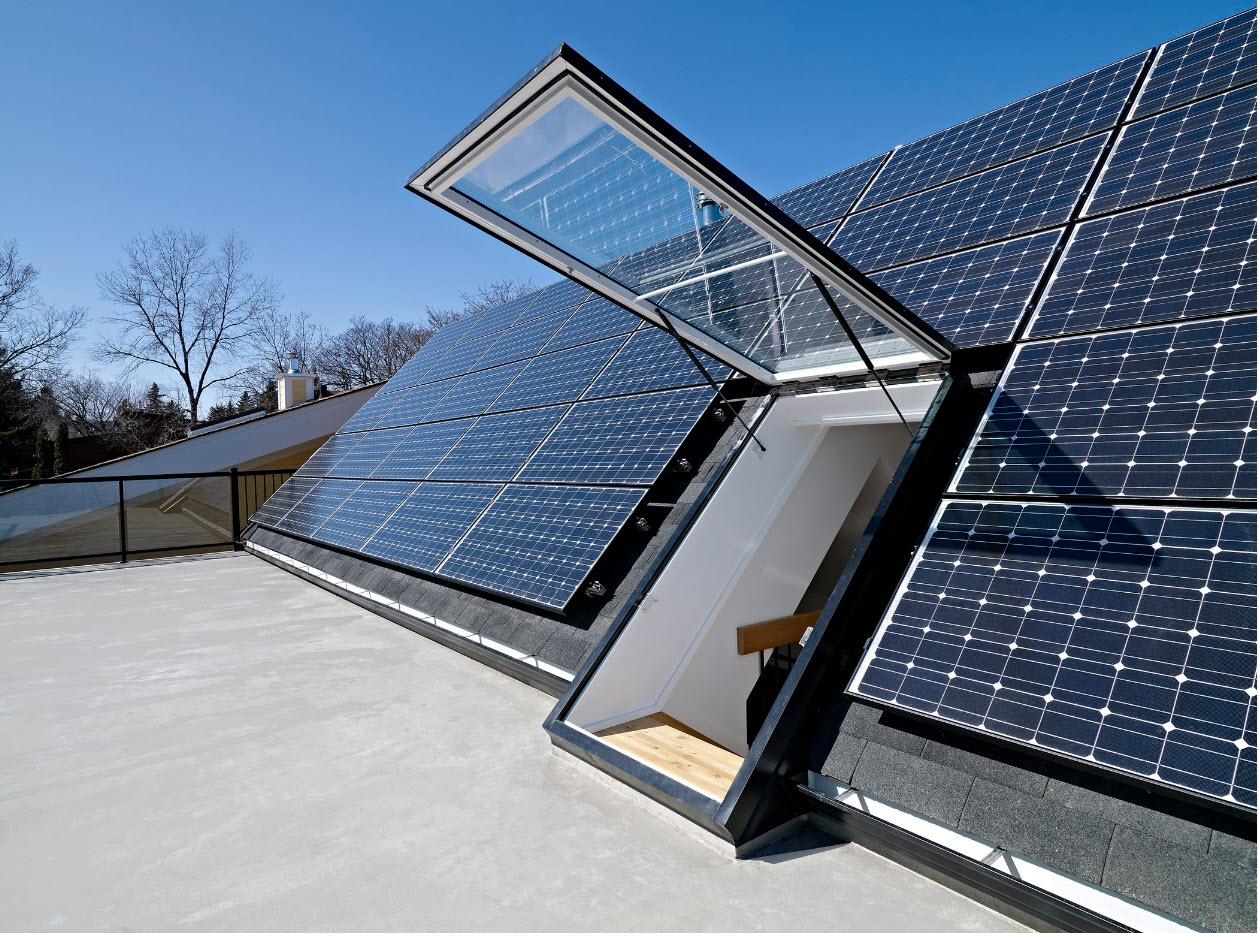 Особенности установки солнечных батарей