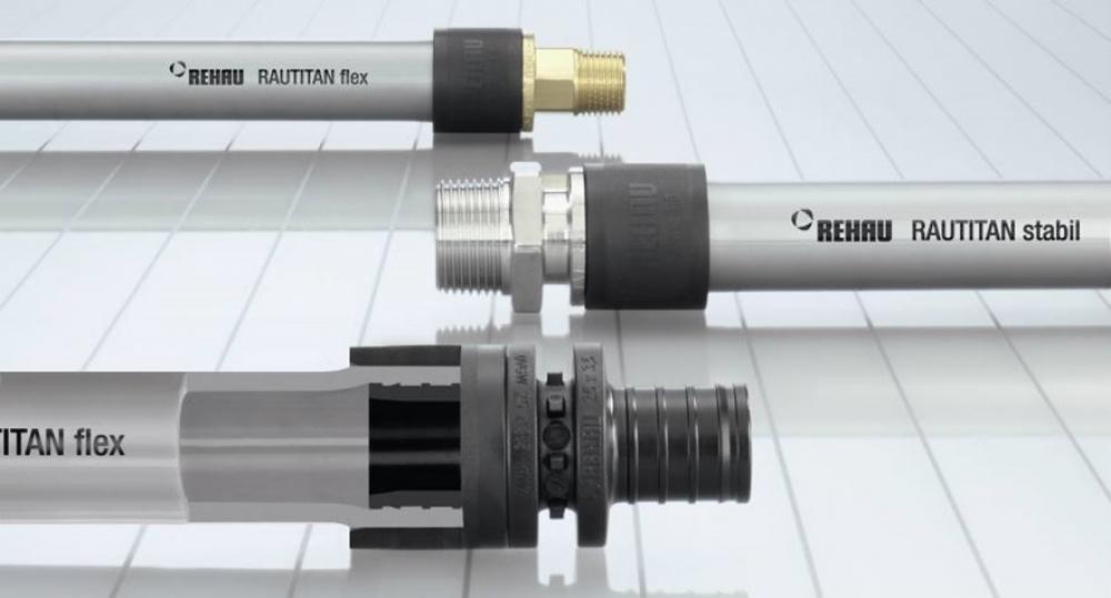 Трубы rehau для водоснабжения (29 фото): монтаж водопроводных труб и фитингов, какие лучше выбрать, отзывы