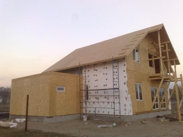 Стоит ли строить дом из sip-панелей? ⋆ domastroika.com