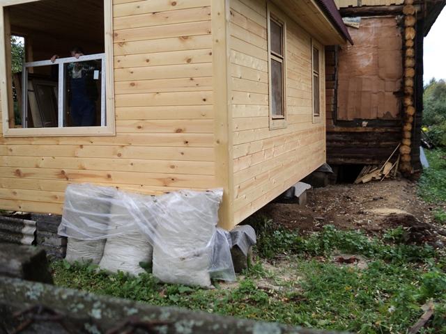 Правильно утепляем дачный дом для зимнего проживания