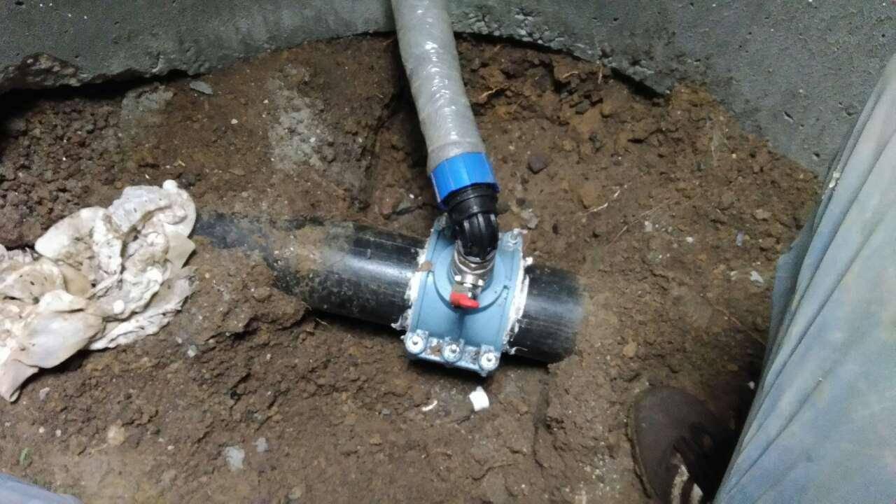 Как врезаться в пластиковую трубу: технология работ и монтажные нюансы