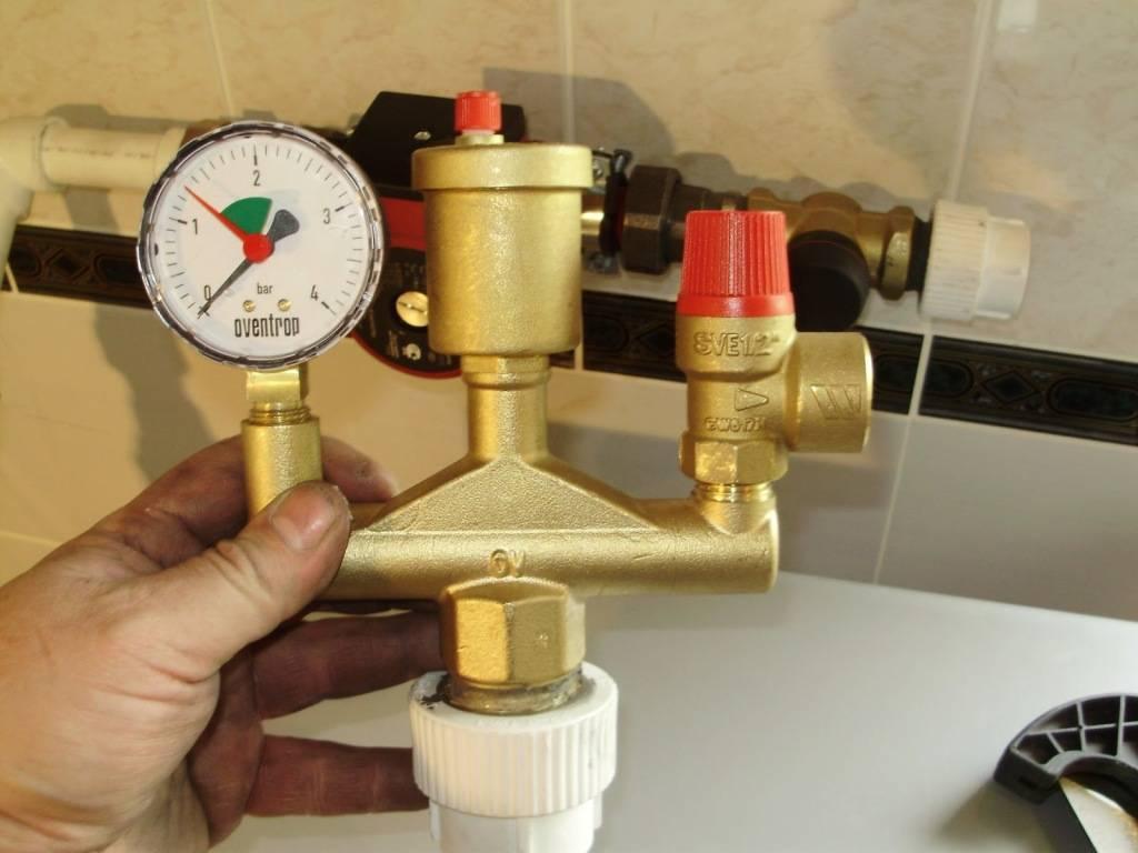 Какое давление должно быть в системе отопления: максимальное давление в котле, норма, нормальное давление, низкое в автономной системе закрытого типа частного дома
