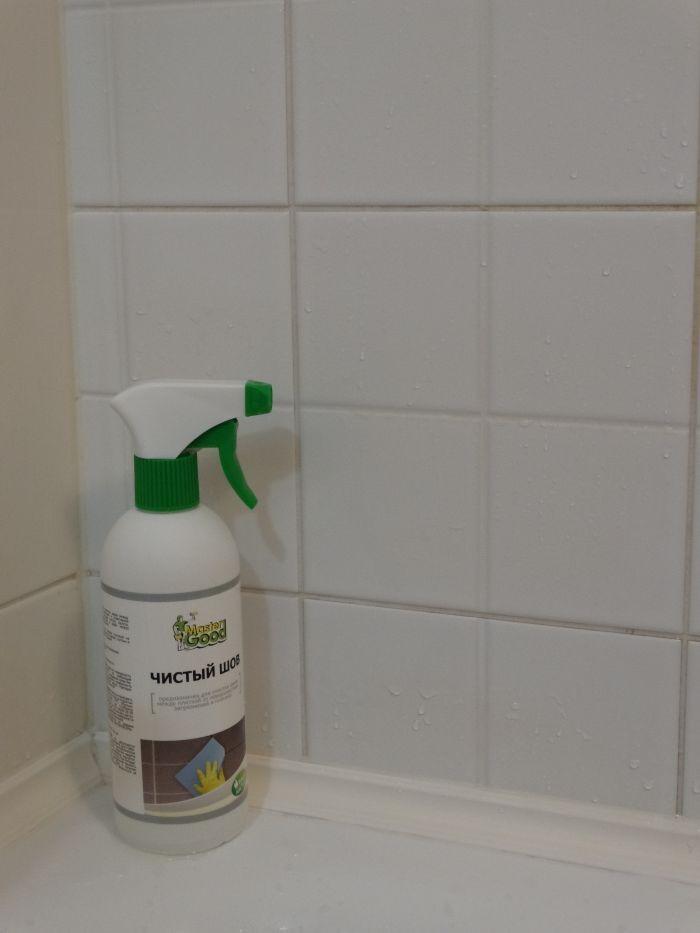 Как и чем быстро отмыть кафель в ванной