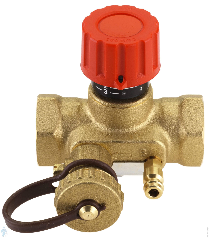 Балансировочный клапан для системы отопления: принцип работы, установка и настройка