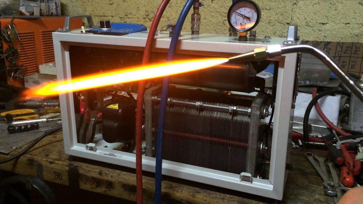 Как сделать водородный генератор своими руками?