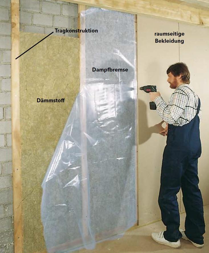 Нужна ли пароизоляция при утеплении дома снаружи или внутри