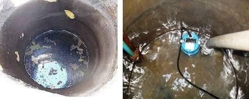 Почему в колодце мутная или желтая вода: причины и методы очистки